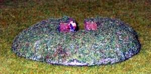Hilltop bunker
