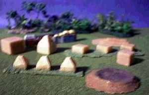 Slit trench