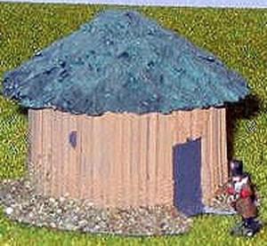 Witch Doctors Hut