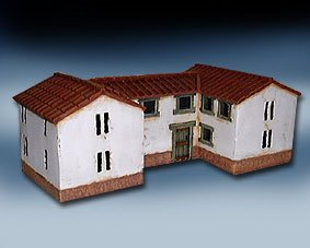 Graeco - Roman medium farm 28mm scale.