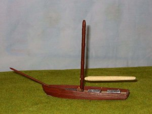 15mm scale Dirty Little Lugger
