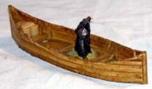 Fantasy Adventurers boat