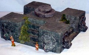 Fantasy Temple, Toltec