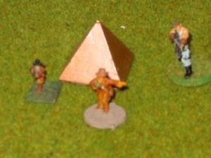 Pyramid for Fantasy Temple, Toltec