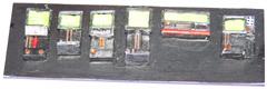 6x door openers / control panels..