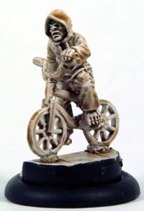 1 Ghoul on a bike