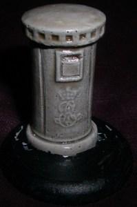 British pillar boxes