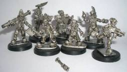 Moonfleet Miniatures