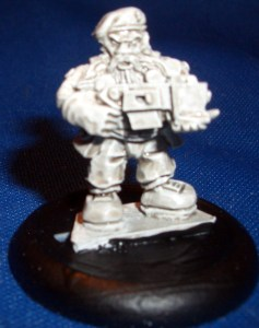 Space Dwarf Trooper 4 (B'Dass)