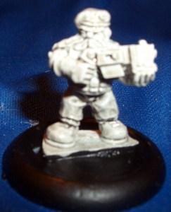 Space Dwarf trooper 9 (B'Dass)