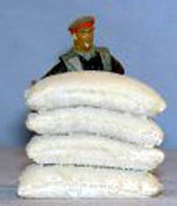 Mealie Bags, stack of 4