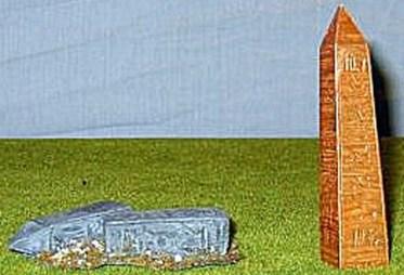 Fallen Obelisk