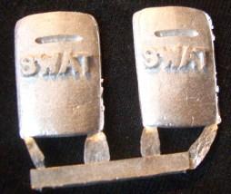 2x Riot shields SWAT
