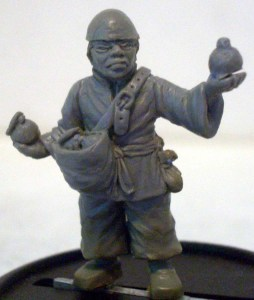 Chinese Grenadier