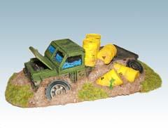Vehicles & Wrecks