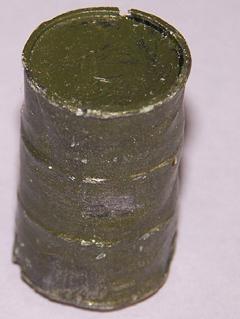 4x Metal Barrels