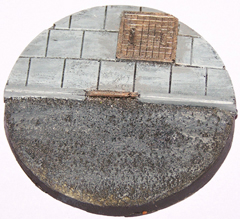 1x Roads & Pavements 60mm base