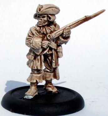 Skeleton trooper 2