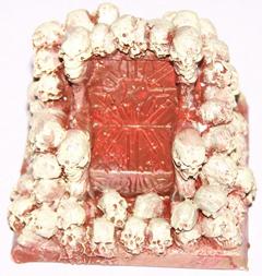 1x Skull throne