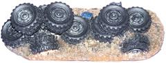 1x Tyre Barricade