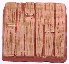 1x wooden plank floor 35mm base.
