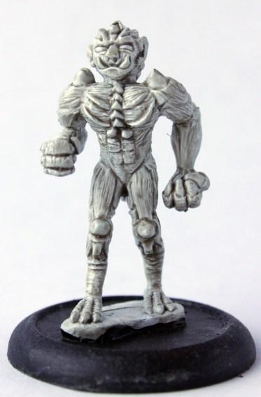 Spikey Carapace alien 3