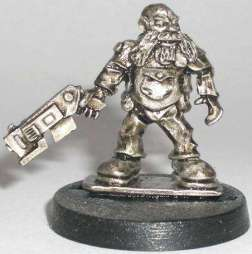 Space Dwarf Adventurer (B'Dass )