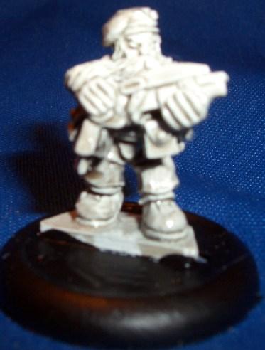 Space Dwarf Trooper 1 (B'Dass)