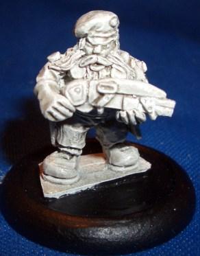 Space Dwarf Trooper 7 (B'Dass)