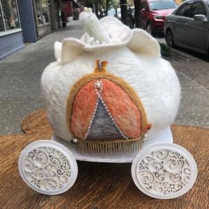 Magic pumpkin carriage