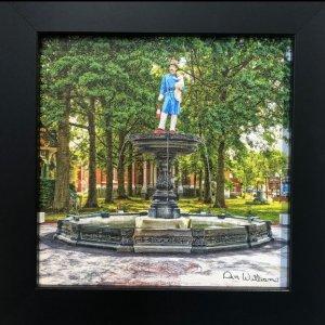 Baker Memorial Owego NY Photograph