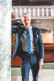 The Dapper Man - IndoChino