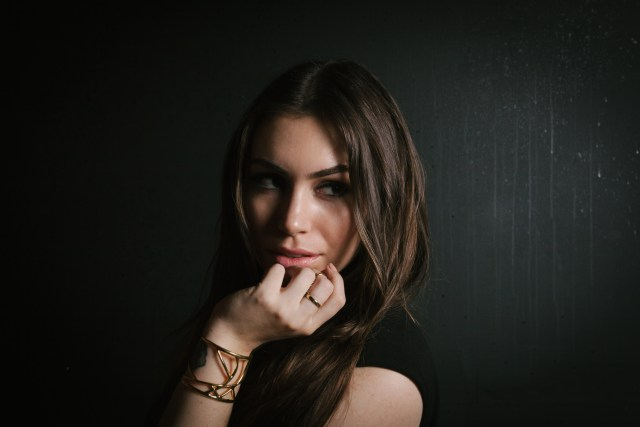 Sophie Simmons, Made In LA / Black Chalk Magazine