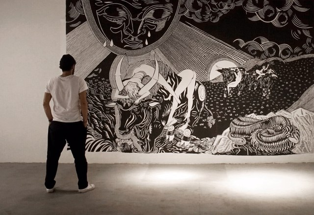 Diane & Theo, Mytho Eroctics / Black Chalk Magazine