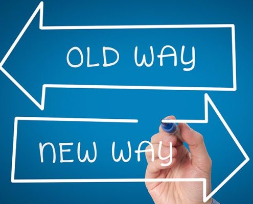 Old Way or New Way
