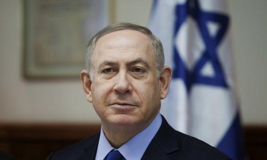 Benjamin Netanyahu Photograph: Dan Balilty/AP