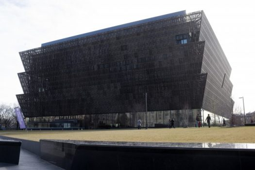 The National African American Museum of History and Culture in Washington, D.C. on January, 04, 2017. (Photo by Marvin Joseph/The Washington Post)