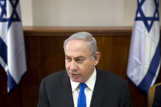 Benjamin Netanyahu (Photographer: Oded Balilty/AFP via Getty Images)