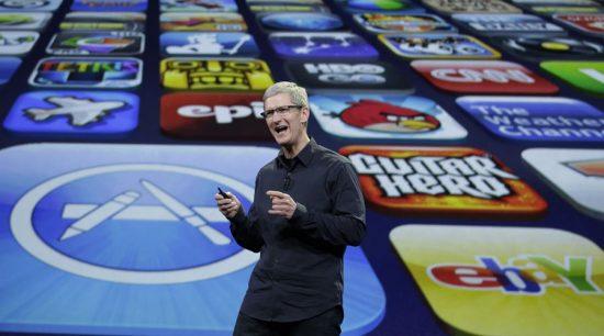 Apple CEO Tim Cook (AP)