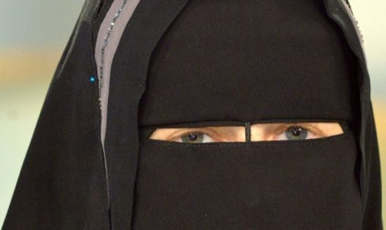Norway has put forth a plan to ban the Muslim full-face veil (AFP Photo/Karlheinz Schindler)