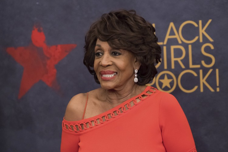 Congresswoman Maxine Waters attends the Black Girls Rock! Awards at the New Jersey Performing Arts Center on Saturday, Aug. 5, 2017, in Newark, N.J. (Photo by Charles Sykes/Invision/AP)