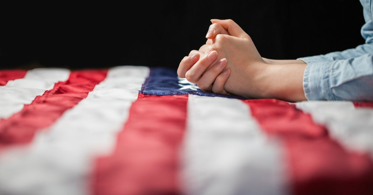 Riot for the Lord, Intercessors for America