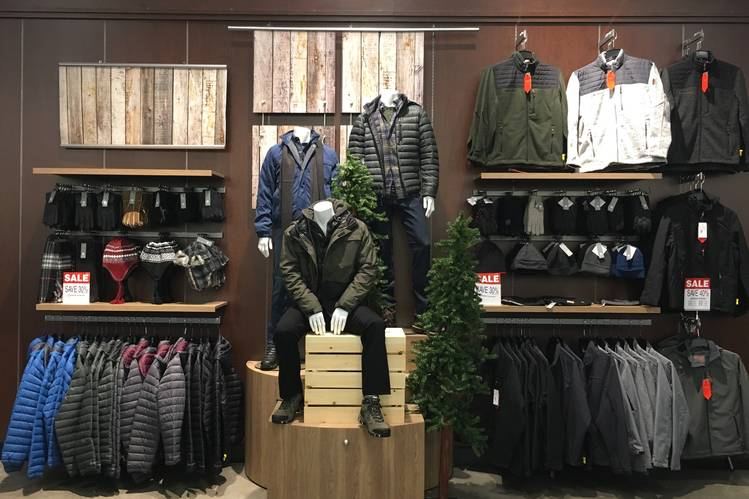 Kroger Co. is moving beyond the clothes it currently sells in some stores to start its own line of apparel as it seeks to diversify beyond just groceries. (PHOTO: KROGER CO.)