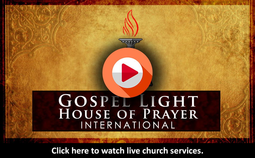 Gospel Light House of Prayer New York City - Live Church Services