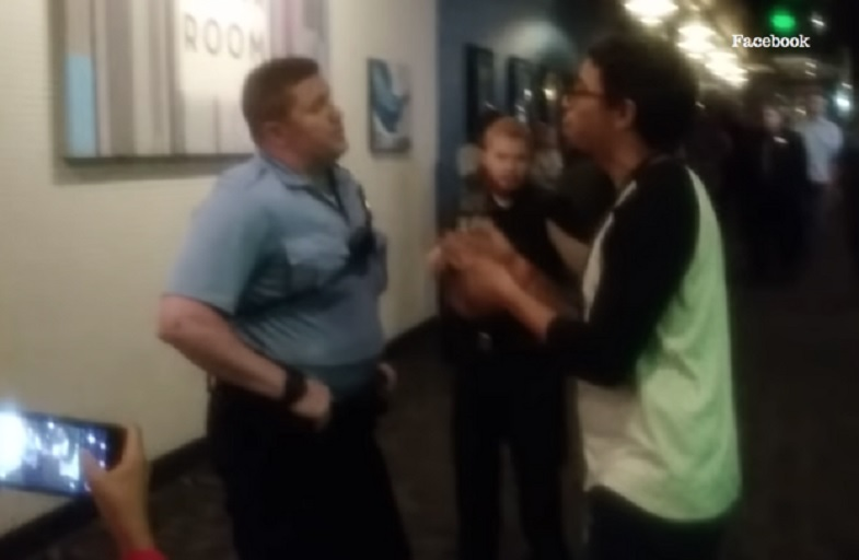 WATCH: Philadelphia Theater Manager Calls Police On Black