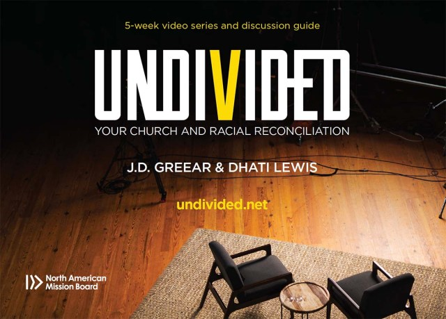 Sbc releases resource titled undivided your church and racial a breakout session on racial reconciliation during the sbc annual meeting accompanied the release of a new resource to help pastors and churches bridge the malvernweather Choice Image