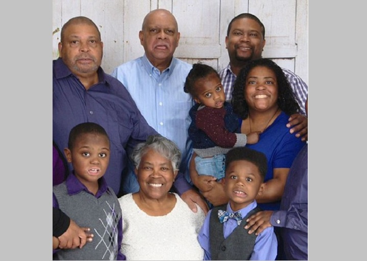 Nine members of one family (eight victims pictured left), who have not yet been named, were among the 17 killed in Thursday night's tragedy.