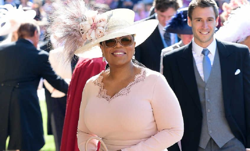 Oprah At Prince Harry Wedding.Sister Oprah Reveals How Wedding Of Meghan Markle And Prince Harry