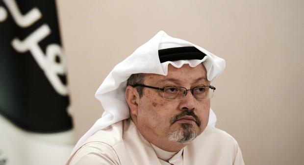 Khashoggi is a former editor-in-chief of Saudi newspapers al-Arab and Watan (AFP)