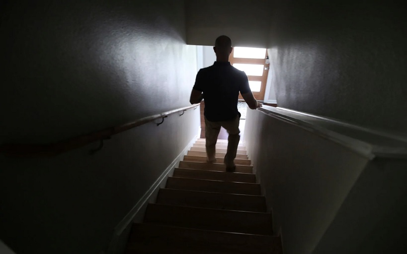 Growing number of men reporting domestic violence to police, ONS figures reveal (file image) (CREDIT: LM OTERO/AP)